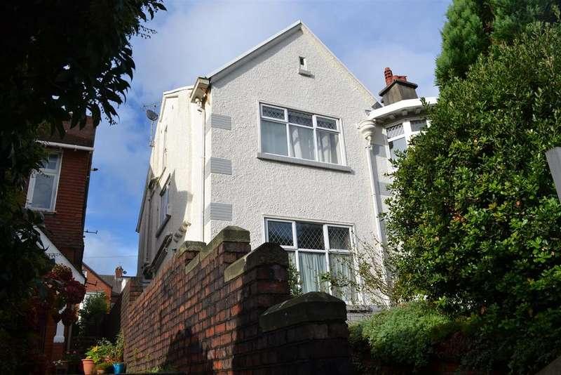 5 Bedrooms Semi Detached House for sale in Uplands Crescent, Uplands, Swansea