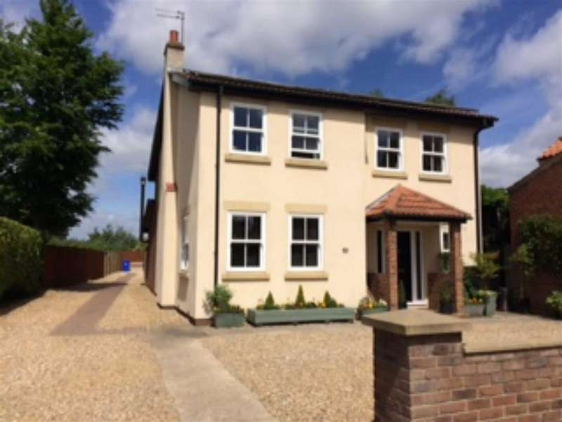 4 Bedrooms Detached House for sale in Westend, South Cave