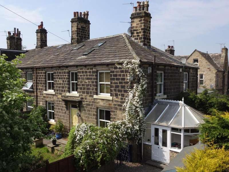3 Bedrooms End Of Terrace House for sale in Leafield Place, Yeadon