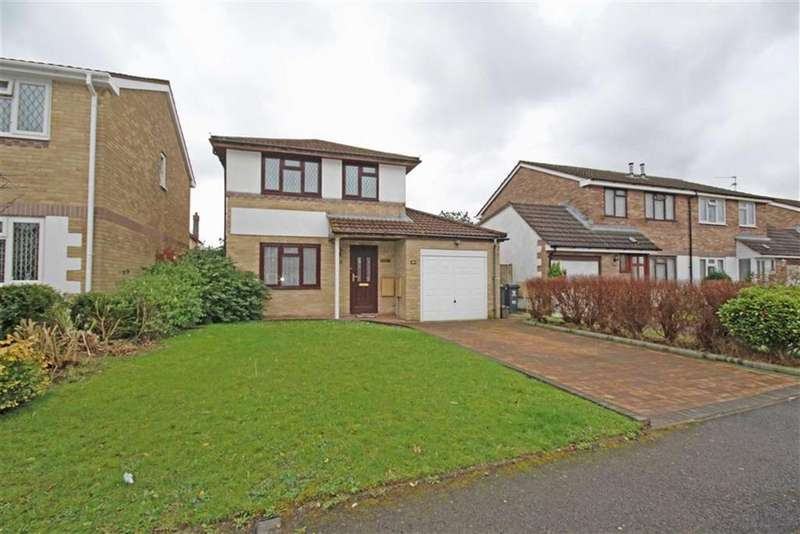 3 Bedrooms Detached House for sale in Silverbirch Close, Whitchurch, Cardiff