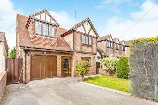 4 Bedrooms Detached House for sale in Orchard Avenue, Shirley, Croydon, Surrey