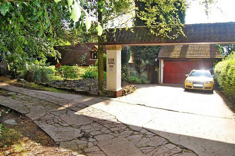 3 Bedrooms Detached Bungalow for sale in Wolverhampton Road, Sedgley