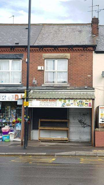 Showroom Commercial for rent in Main Road, Sheffield, S9 4QD