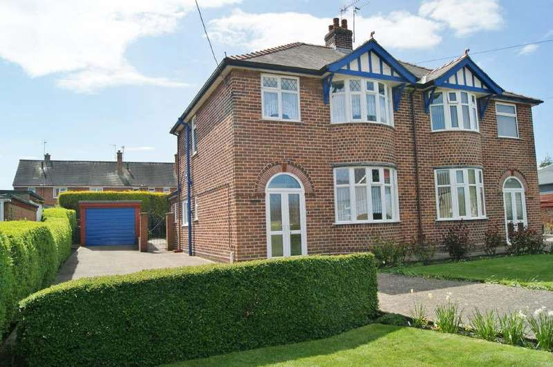 3 Bedrooms Semi Detached House for sale in High Street, Coedpoeth