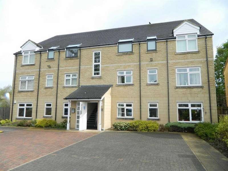 2 Bedrooms Flat for sale in The Plantations, Low Moor, Bradford, BD12 0TH