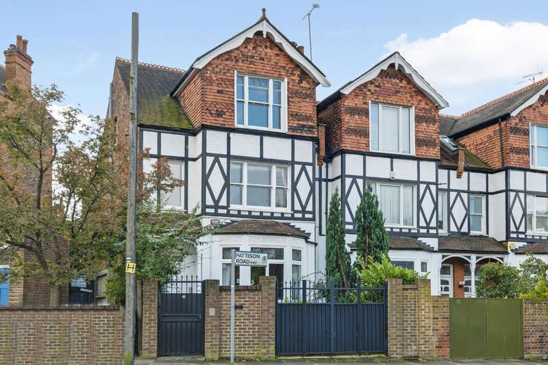 5 Bedrooms House for sale in Pattison Road, Childs Hill