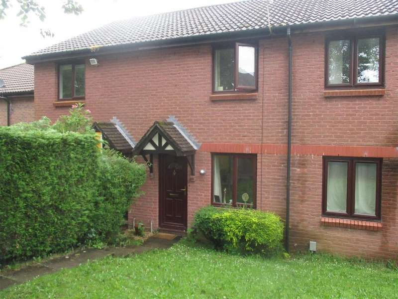 2 Bedrooms Terraced House for sale in Holgate Close, Danescourt, Cardiff