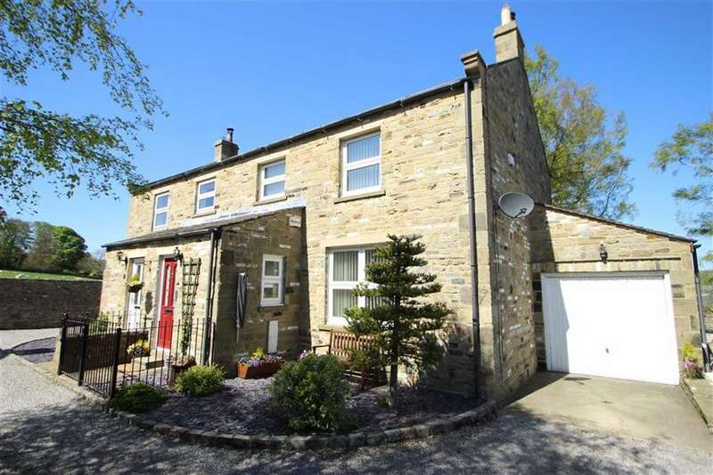 3 Bedrooms Semi Detached House for sale in Old School Close, West Witton