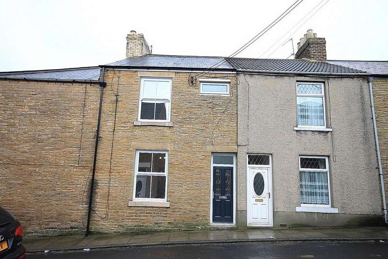 2 Bedrooms Terraced House for sale in Wilson Street, Crook