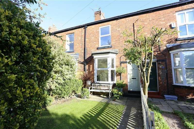 3 Bedrooms Terraced House for rent in Stephens Terrace, Didsbury, Manchester