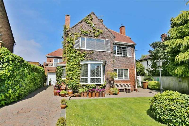 4 Bedrooms Detached House for sale in Ashbrooke Range, Ashbrooke, Sunderland, SR2