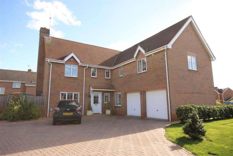 5 Bedrooms Detached House for sale in Ling Croft, Brough