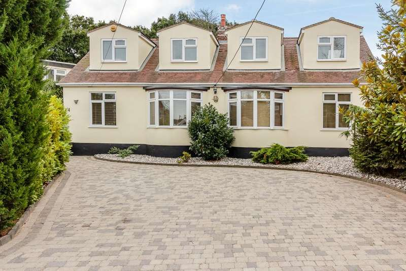 5 Bedrooms Detached House for sale in Central Close, Dawes Heath, Essex, SS7 2NU