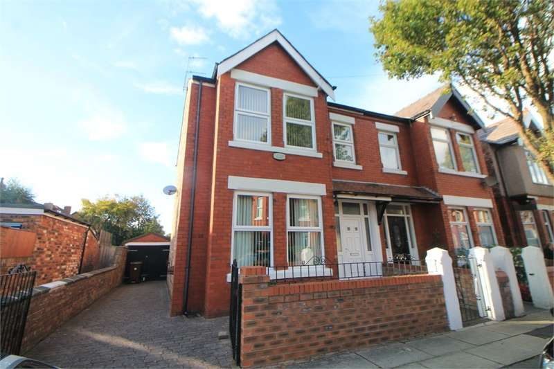 4 Bedrooms Semi Detached House for sale in Cambridge Drive, BLUNDELLSANDS, LIVERPOOL, Merseyside