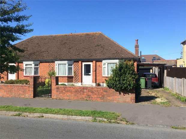 2 Bedrooms Semi Detached Bungalow for sale in Lansdowne Road, Ewell