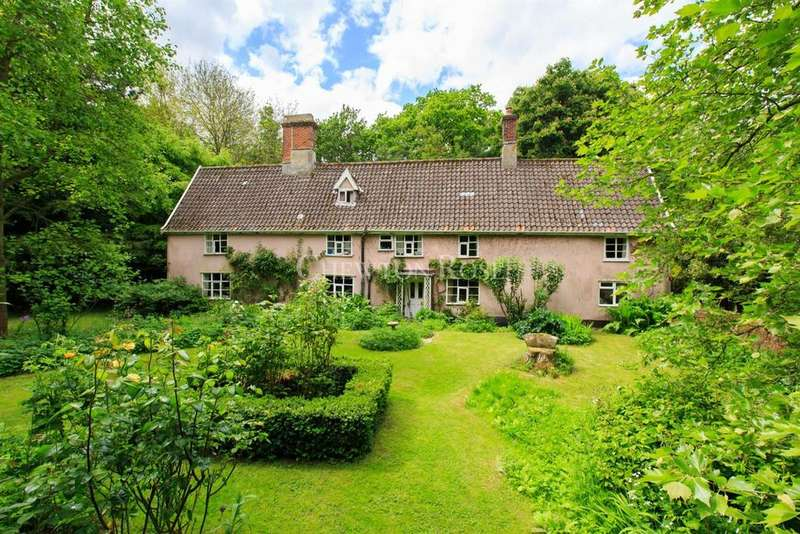 8 Bedrooms Detached House for sale in Near Diss