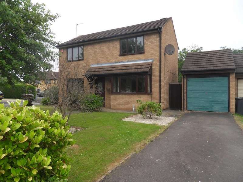 3 Bedrooms Detached House for sale in Roundhill Way, Loughborough