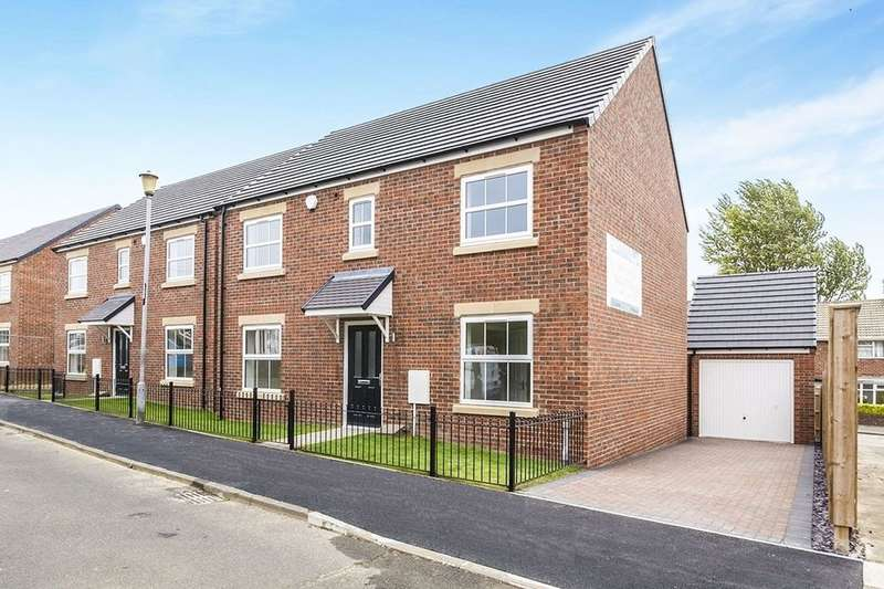 4 Bedrooms Detached House for sale in New, Farrington Avenue, East Herrington, Sunderland, SR3