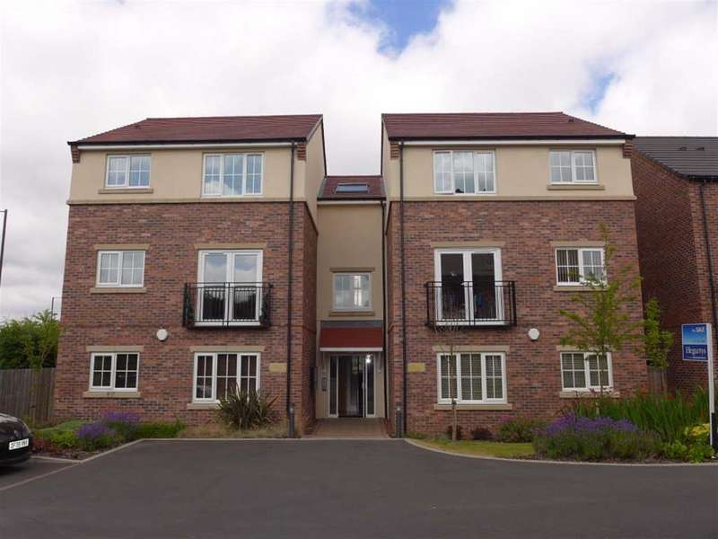 2 Bedrooms Apartment Flat for sale in The Paddocks, Houghton Le Spring