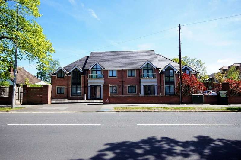 1 Bedroom Apartment Flat for sale in Laureate House, Newport, Lincoln