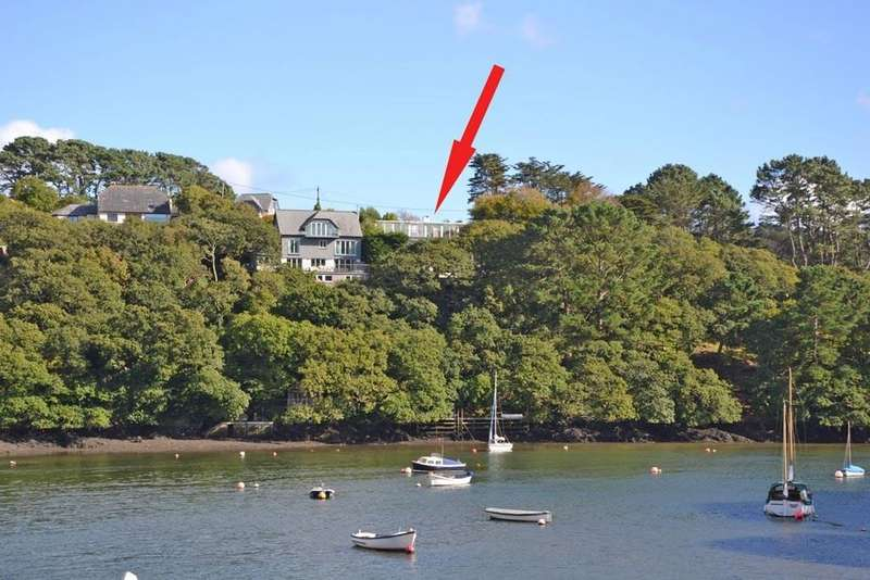4 Bedrooms Detached House for sale in Budock Vean Lane, Mawnan Smith, Helford River, Nr. Falmouth, Cornwall, TR11