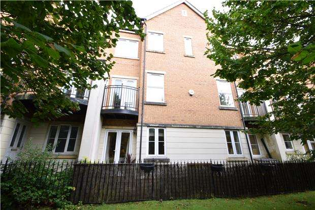4 Bedrooms Terraced House for sale in Jekyll Close, Stoke Park, BRISTOL, BS16 1UX