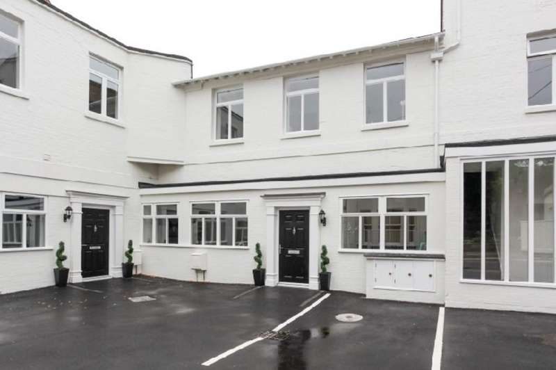 4 Bedrooms Town House for sale in Park Street, Lincoln