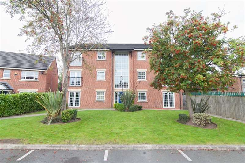 2 Bedrooms Apartment Flat for sale in Redfield Croft, Leigh, WN7 1EN