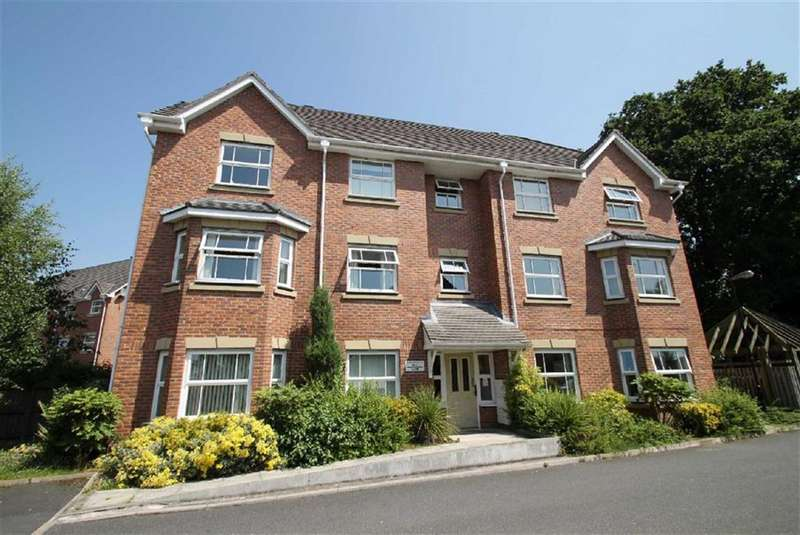 2 Bedrooms Apartment Flat for sale in Braystones Close, Timperley, Altrincham