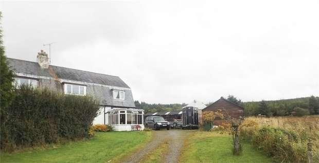 4 Bedrooms Semi Detached House for sale in Bushfield, Penton, Carlisle, Cumbria