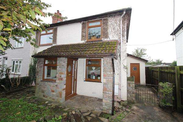 4 Bedrooms Semi Detached House for sale in Caldicot Road, Portskewett