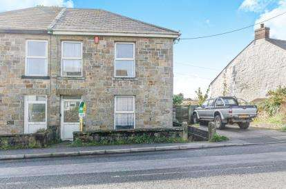 3 Bedrooms Semi Detached House for sale in Camborne, Cornwall, Camborne