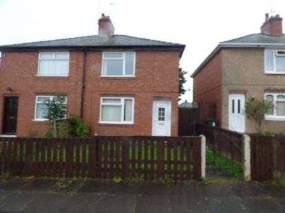 2 Bedrooms Semi Detached House for sale in Miles Meadow, Coventry, West Midlands