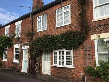 3 Bedrooms Terraced House for sale in Townfields, Lichfield, Staffordshire