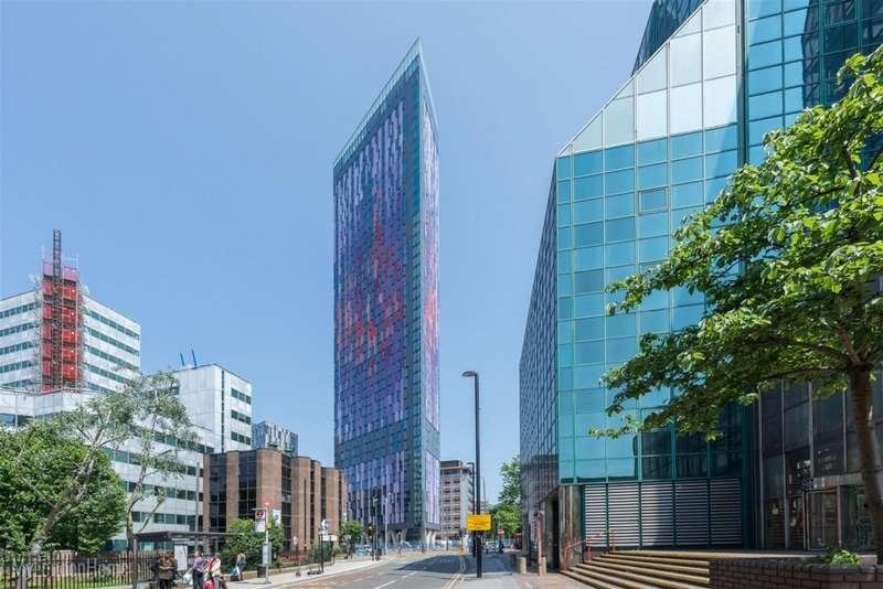 2 Bedrooms Apartment Flat for sale in Saffron Square, Croydon, CR0