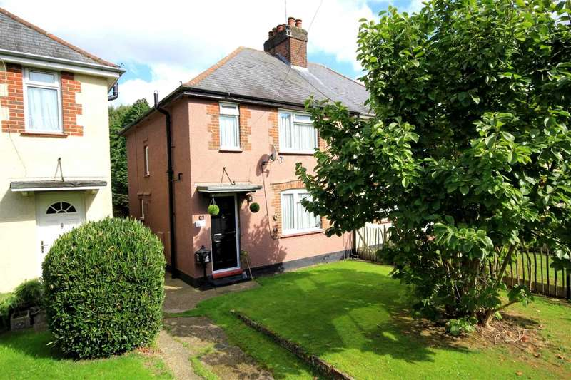 3 Bedrooms Semi Detached House for sale in CONVENIENT FOR BOTH CHIPPERFIELD/BOVINGDON