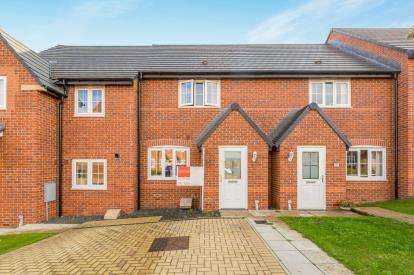 2 Bedrooms Terraced House for sale in Foundry Close, Coxhoe, Durham, County Durham, DH6