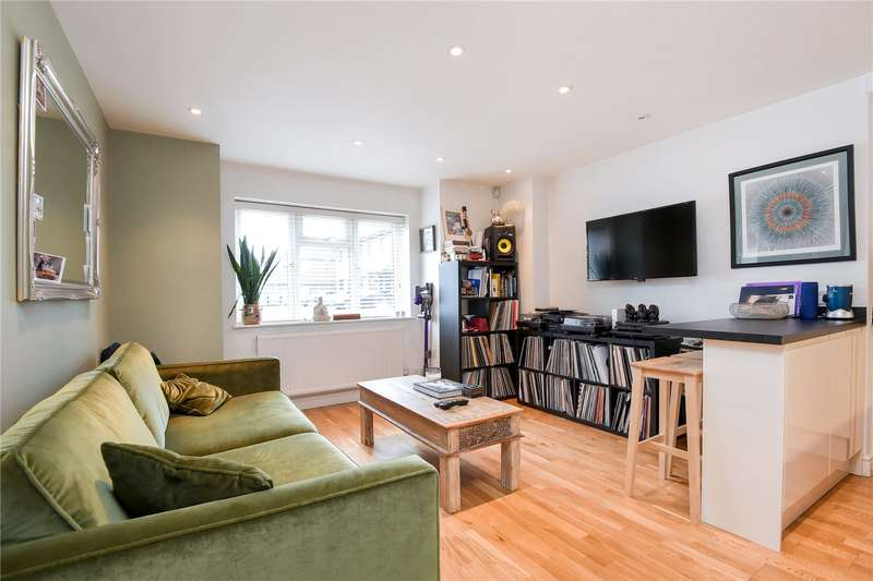 1 Bedroom Apartment Flat for sale in Flat 4, Winnow House, 1A Granville Road, Hillingdon, UB10