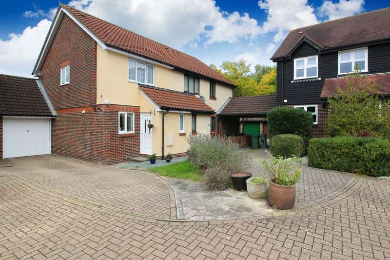 2 Bedrooms End Of Terrace House for sale in Shottermill, Horsham