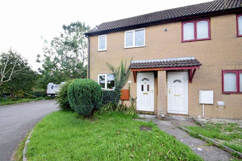 1 Bedroom End Of Terrace House for sale in 115 Heol Castell Coety, Litchard, Bridgend, Bridgend County Borough, CF31 1PX.