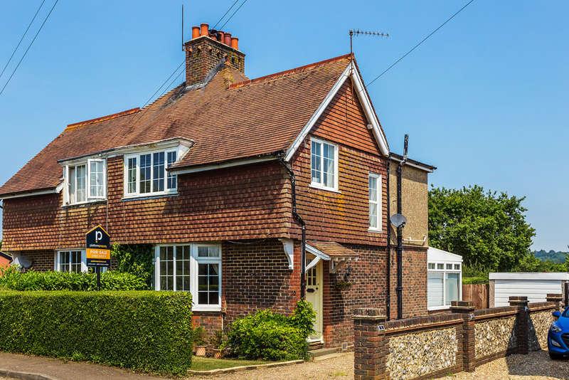 3 Bedrooms Semi Detached House for sale in Miles Lane, Tandridge RH8