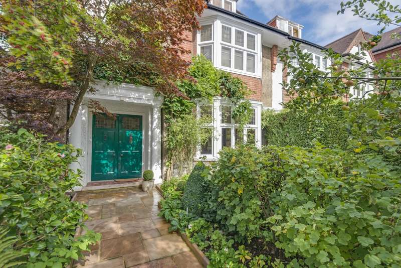5 Bedrooms House for sale in Hollycroft Avenue, Hampstead
