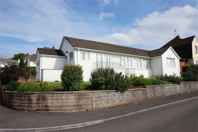3 Bedrooms Detached Bungalow for sale in Old Hill Crescent, Christchurch, Newport, NP18