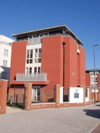 Flat for sale in Watkin Road, Leicester