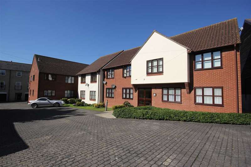 2 Bedrooms Apartment Flat for sale in Old Market Court, Sudbury