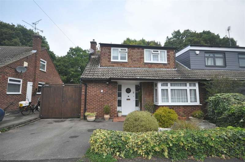 4 Bedrooms Semi Detached House for sale in Victors Crescent, Brentwood
