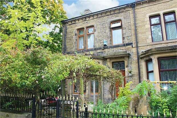 5 Bedrooms End Of Terrace House for sale in Skipton Road, Keighley, West Yorkshire