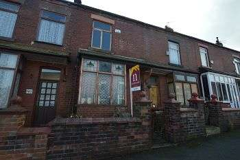 2 Bedrooms Terraced House for sale in Arnold Street, Halliwell, Bolton BL1 3EX