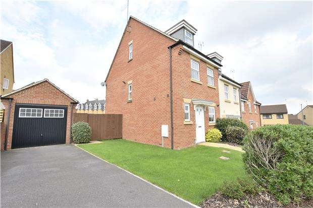 3 Bedrooms Town House for sale in Cade Close, Kingswood, BS15 9GG