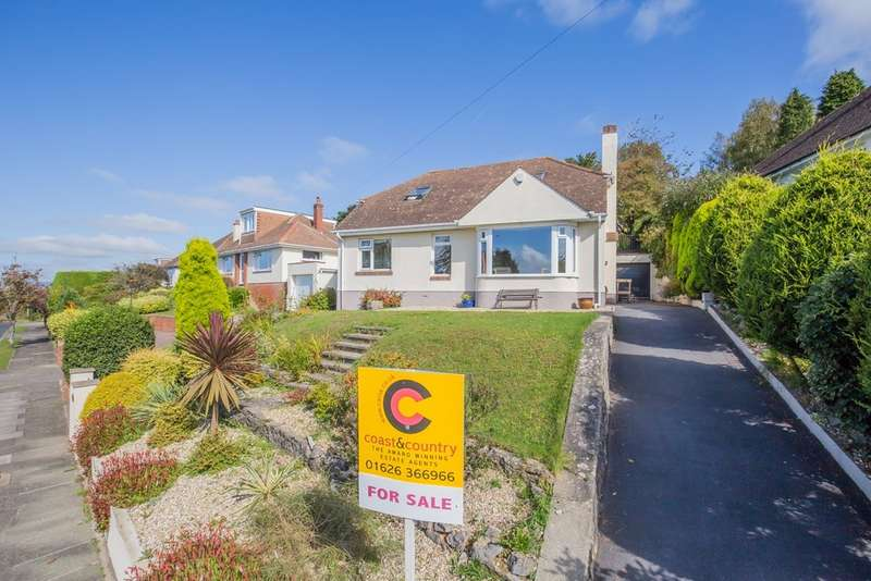 4 Bedrooms Detached Bungalow for sale in Aller Park Road, Newton Abbot